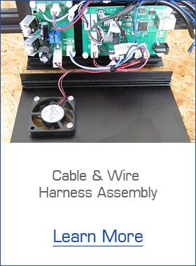 Cable and Wire Harness Assembly
