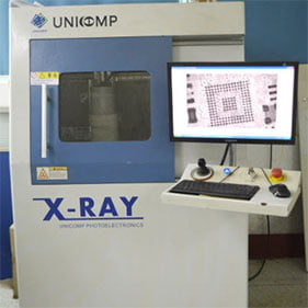 Automated X-Ray Inspection(AXI)