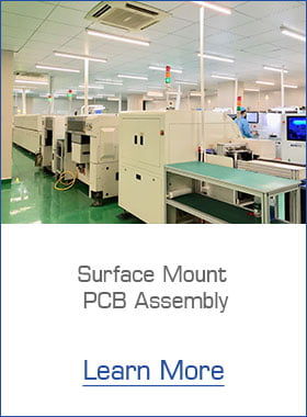 Surface Mount PCB Assembly