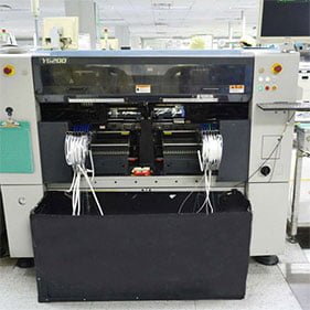 Yamaha YG200 SMT Equipment