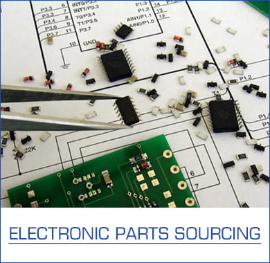 Electronic Parts sourcing