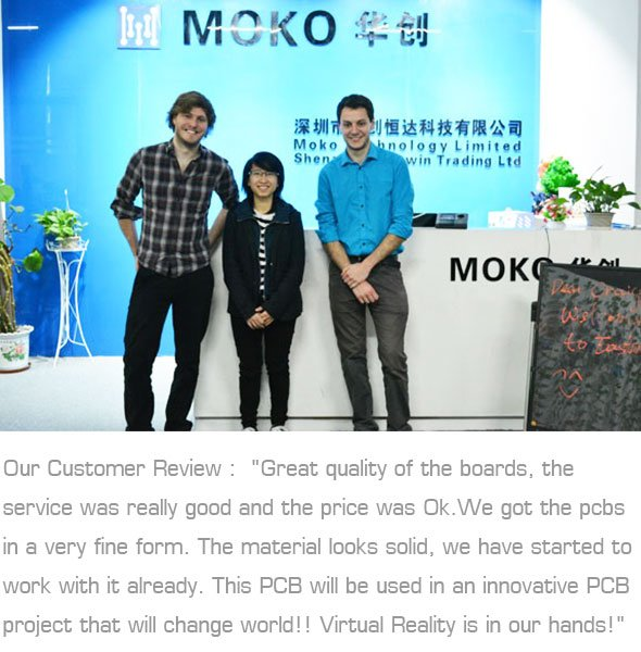 Customer Reviews - MOKO Technology