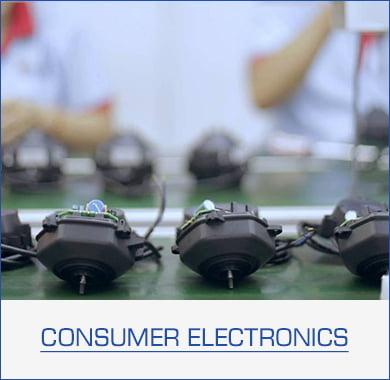 elettronica di consumo