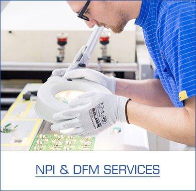 NPO & DFM-diensten