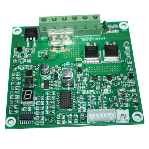 2-Layer Solar Device PCB Assembly Manufacture