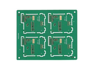 4-Fabrication de PCB en couches