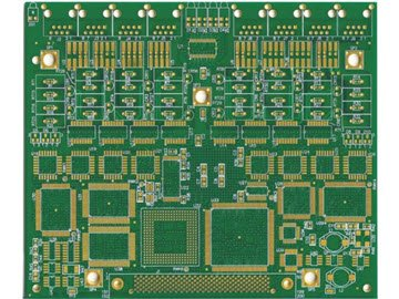 6-Fabrication de PCB en couches