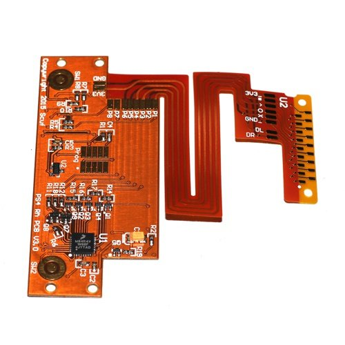 Fabrication d'assemblage PCB Rigid-Flex