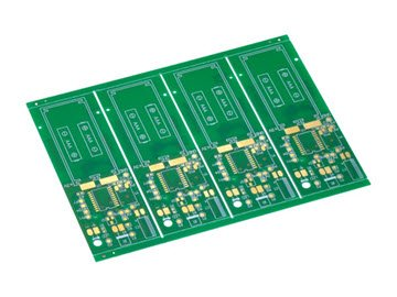 PCB double face FR-4