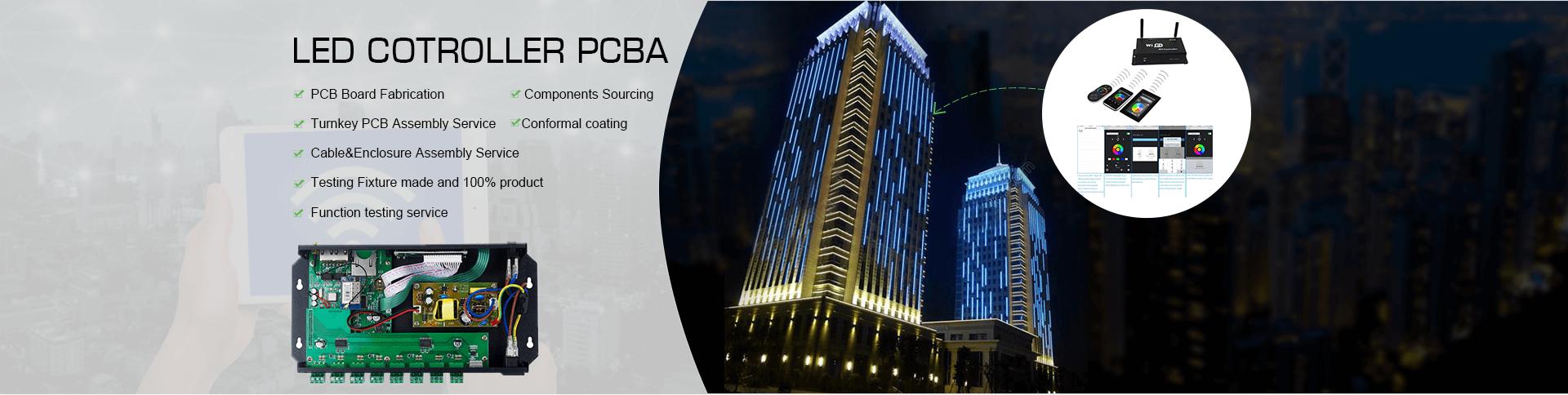 LED Control PCB Assembly