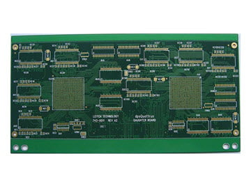 Fabrication de PCB multicouches