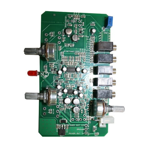 Volume Control PCB Assembly Manufacture