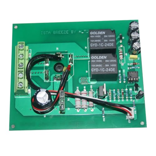 Wind Turbine PCB Assembly Manufacture