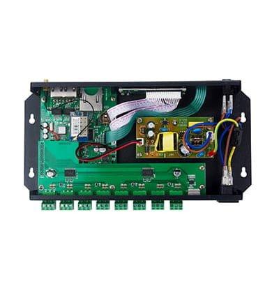 OEM LED Control PCBA with housing