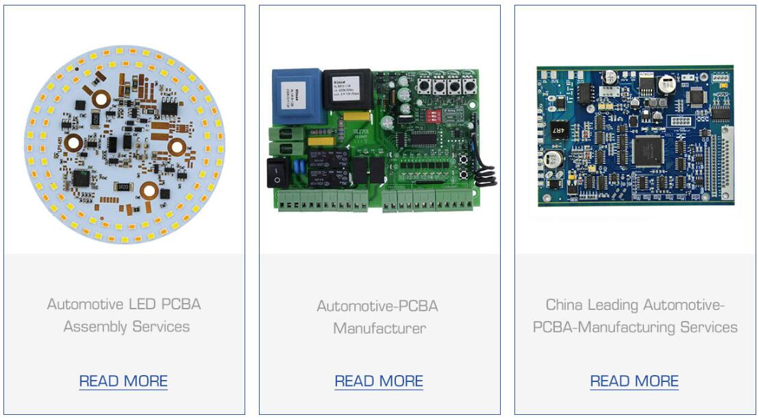 automotive pcb manufacturer china