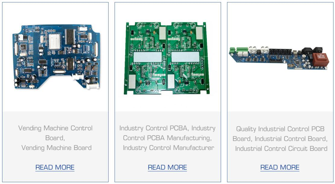industrial pcb manufacturer china