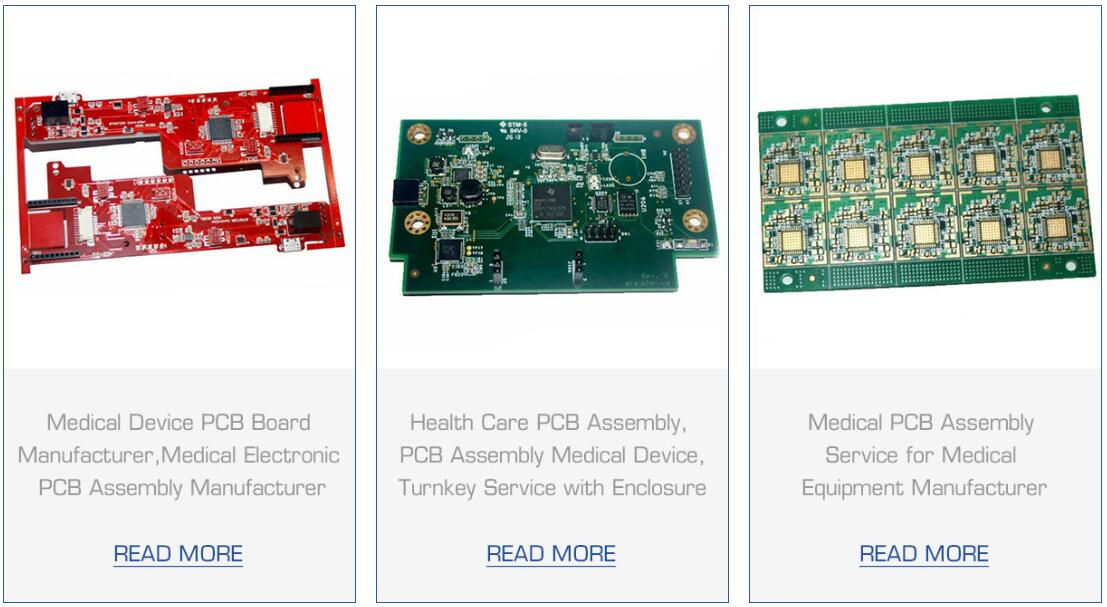 medical pcb manufacturer china