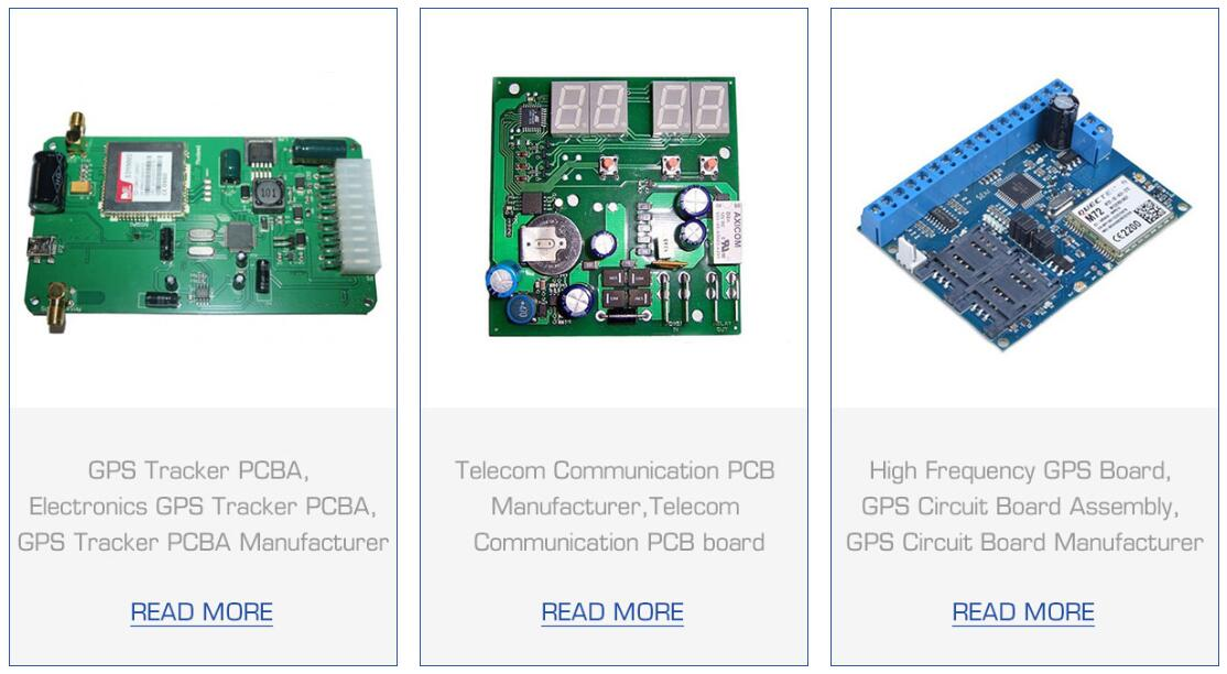 The latest cases of Telecom PCB manufacture shows the capacity and expertise of MOKO Technology., Ltd