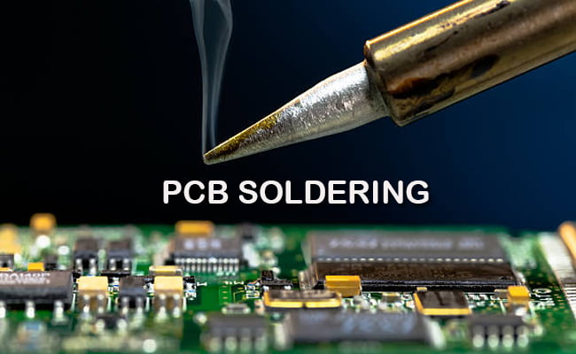 Everything You Need To Know About PCB Soldering