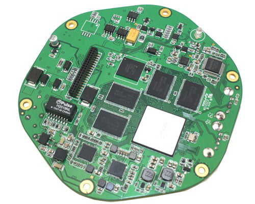 RoHS-Approved Scanner PCB Assembly Manufacture