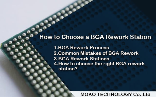 How to choose a BGA Rework station