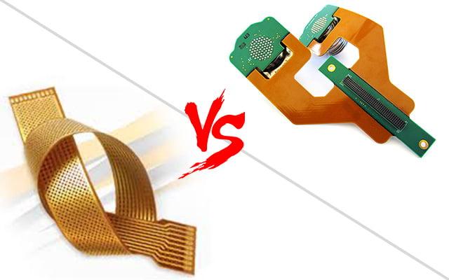rigid flex pcb vs. flex pcb