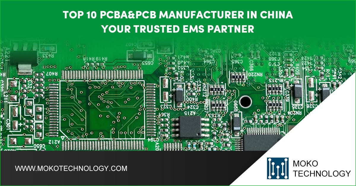 Top 10 pcb&pcba manufacturer in china
