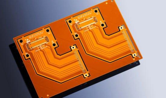Computer Electronics rigid pcb