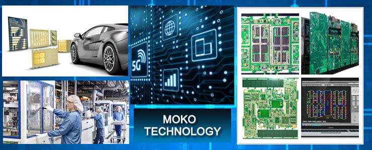 Applications of High frequency PCB