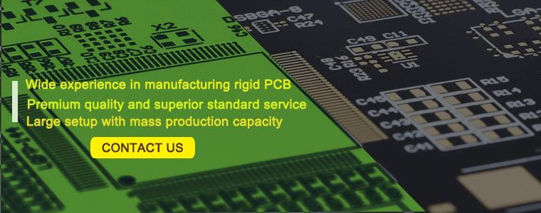 rigid pcb manufacturer