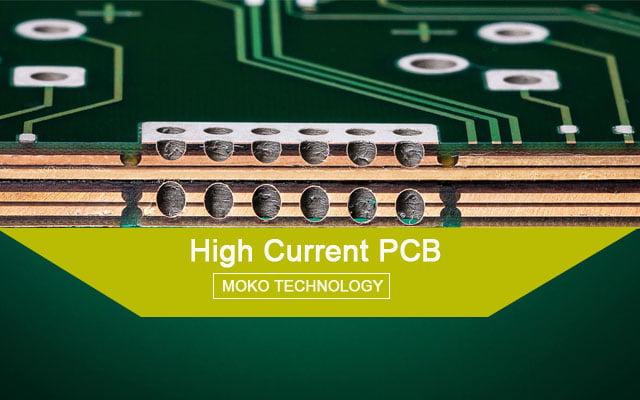 high current PCB