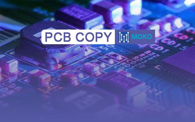 PCB copy service