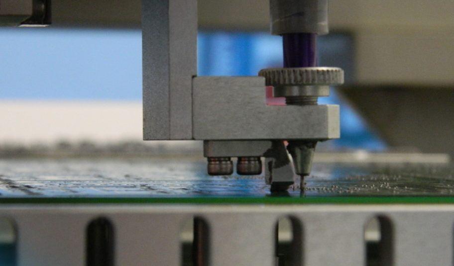 SMD assembly PCB stencil