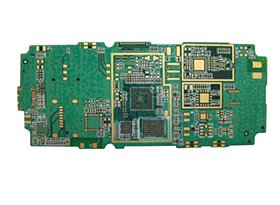 Fabrication de PCB nus