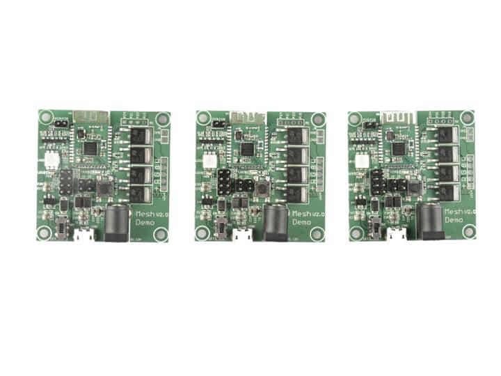 Assemblaggio del modulo mesh Bluetooth