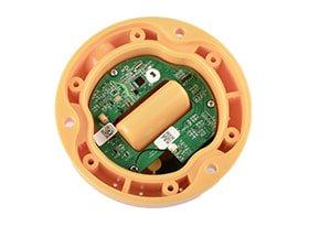 Montagem de PCB com sensor inteligente de IoT