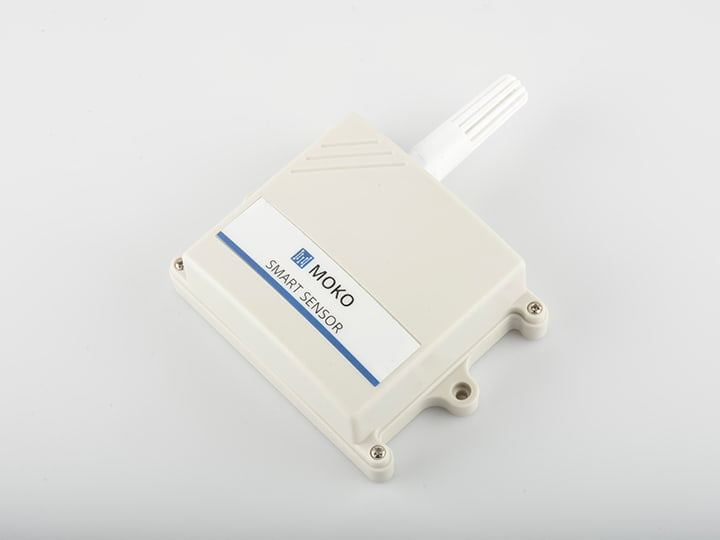 Conjunto do sensor LoRaWAN TH