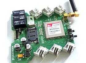 Telecom PCB-assemblage