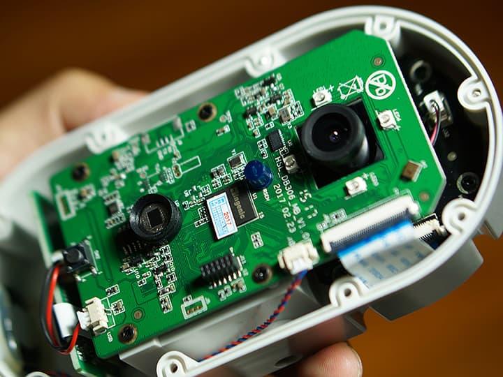 WiFi Doorbell PCBA