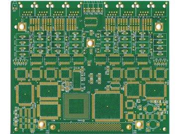 6 Capa HDI PCB