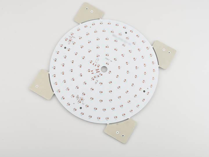 AC-230V LED printplaat