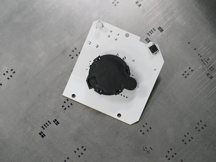 Alarm PCB Thtough hole Assembly
