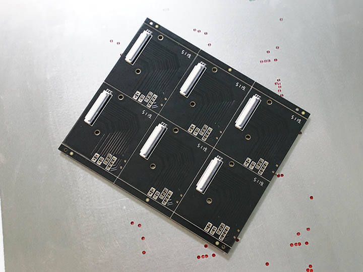 Double Side express pcb