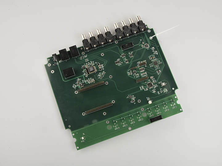 PCB prototype double face