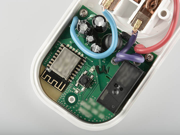 ESP8266 PCBA board