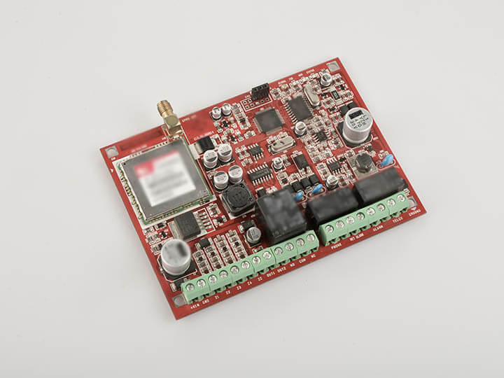GSM-Board-Surface-Mount-Assembly