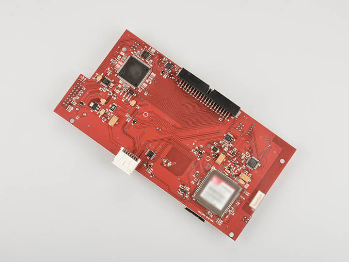 GSM Turnkey PCB Assembly