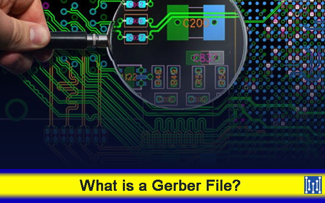Role of Gerber file in PCB manufacturing