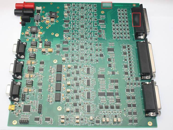 Assemblaggio PCB HDI
