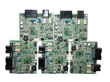 HDI PCB Assembly for Monitoring System